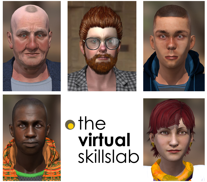 Hospitality Game Portraits
